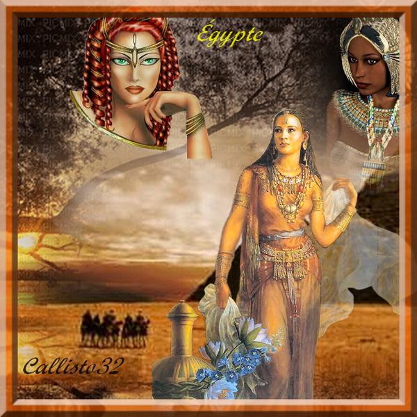 ÉGYPTE (ma création)